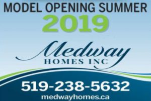 medway homes grand bend ontario